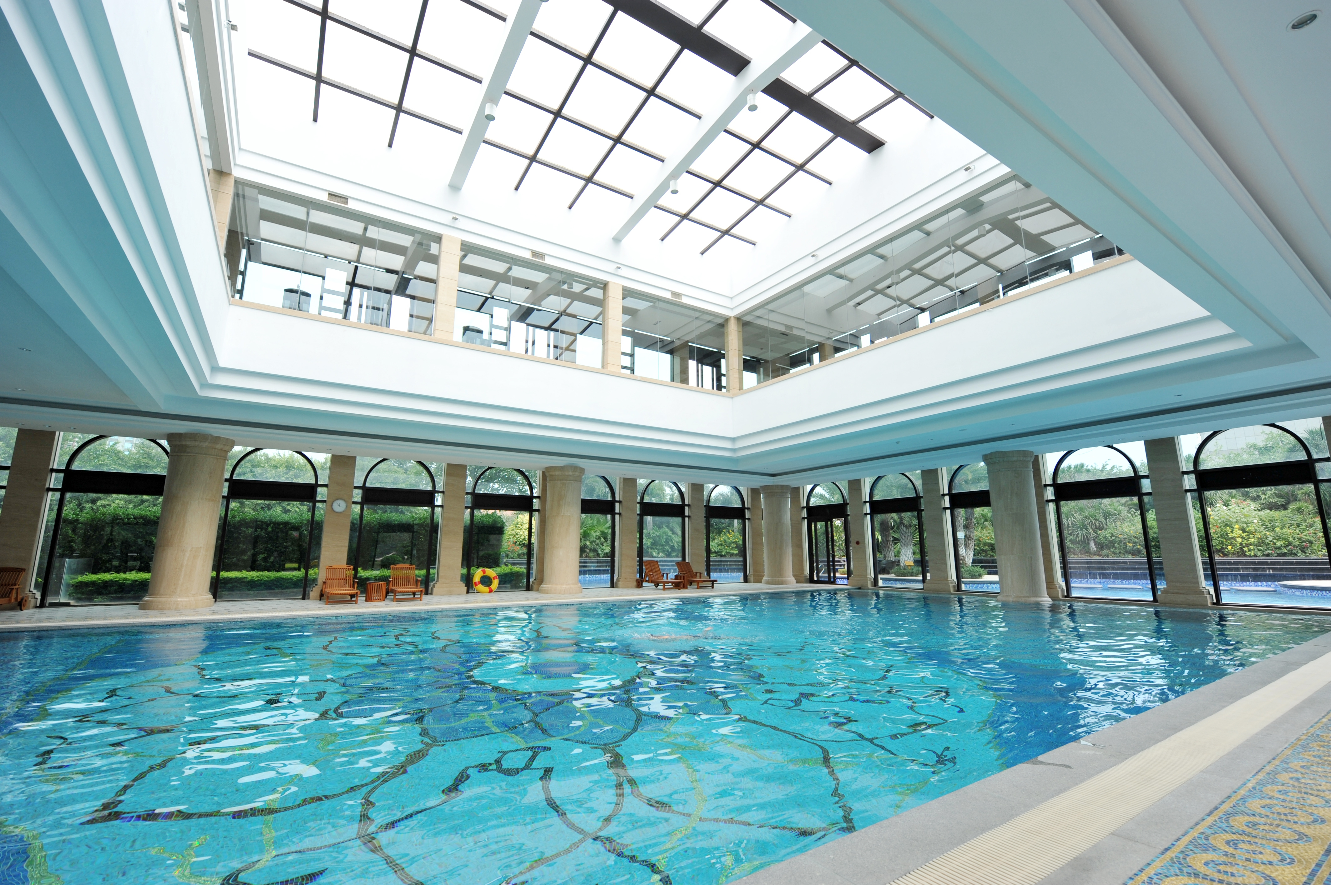 Sports leisure facilities cleaning services london and - Apartments with swimming pool london ...